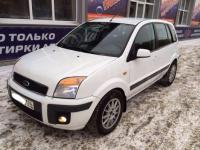 Ford Fusion 2008 БЕЛЫЙ
